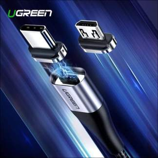 UGREEN Magnetic Micro USB Cable   Fast Charging