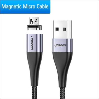 UGREEN Magnetic Micro USB Cable | Fast Charging
