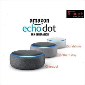 5x Echo Dot - Smart speaker with Alexa | 3rd Generation