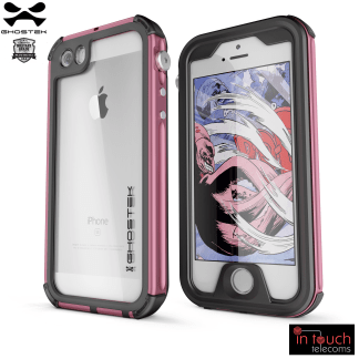 Ghostek Atomic 3 Case 360° protection for iPhone 8/7/SE | Military Drop Tested