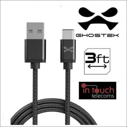 Fast Charge 1m Type-C Cable | Ghostek NRGline