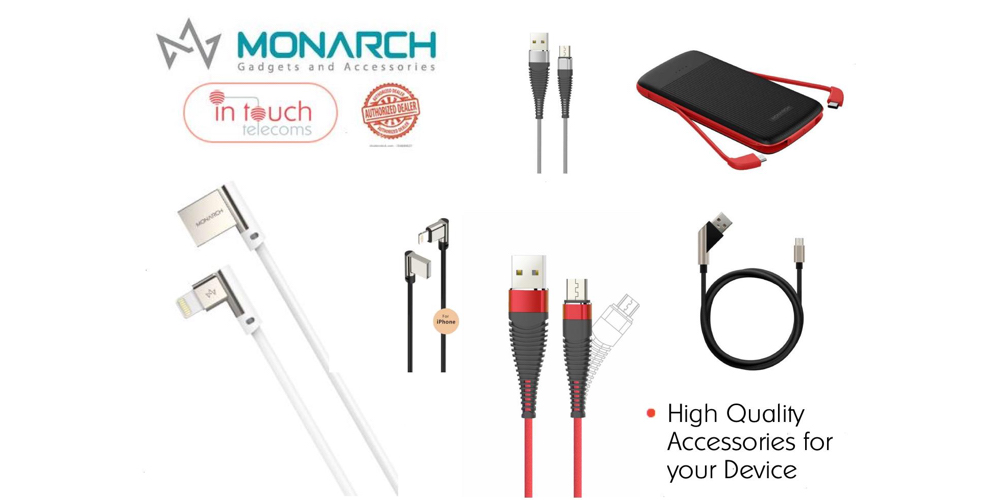 Monarch Gadgets Full Range