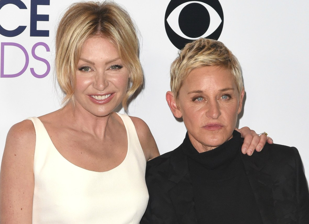 Portia De Rossi's Frail Figure Has Loved Ones Concerned