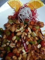 Jade Dragon | szechuan chicken