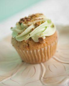 Queen City Cupcakes | pistachio cupcake