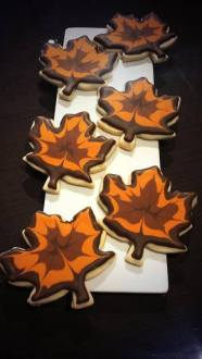 Finesse | Maple Leaf Sugar Cookies