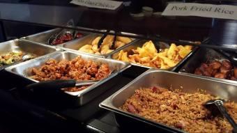 Jade Dragon | lunch buffet