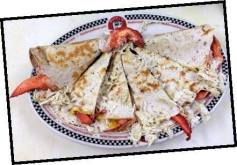 Red Arrow - Lobster Quesadilla