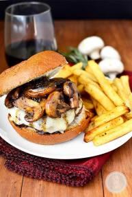 8 oz Sirloin Burger