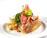 Hanover Street Chophouse - Lobster Roll