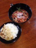Bayona Cafe - Chicken Korma