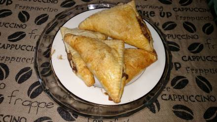Loafin Life | apple turnovers