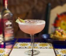 Margarita's | The Strawberry Cinnamon Margarita