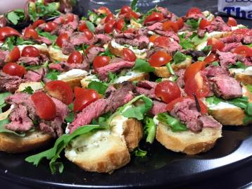 The Bridge Cafe | Bruschetta