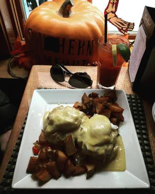 The Rover | Brunch