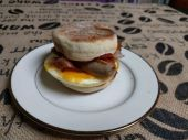 Loafin life   Egg Sandwich