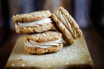 Queen City Cupcakes   Oatmeal Cookie Sandwiches