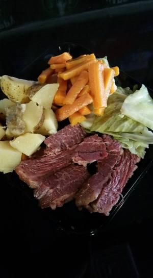 SPITE   Irish Dinner