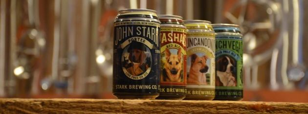 Milly's Tavern- Stark Brewing Co. Beers