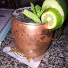 Gale Motor Co Eatery | Moscow Mule