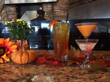 900 Degrees | Hocus Pocus, Brain Hemorrhage & Pumpkin Spice Martini cocktails