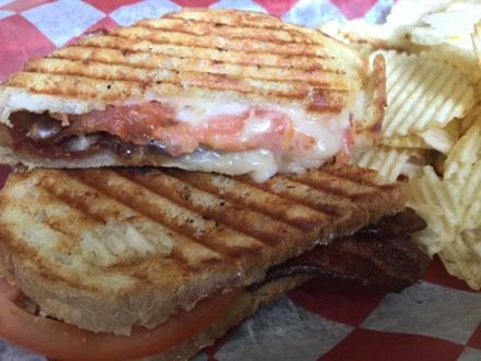 Midtown Cafe   grilled cheese