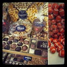 Van Otis Chocolates | Superbowl Snacks