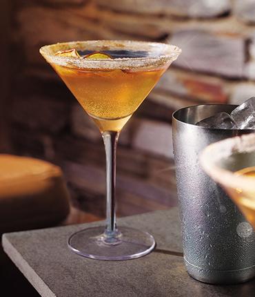 grey goose apple martini