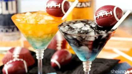 Super Bowl 50 Cocktails