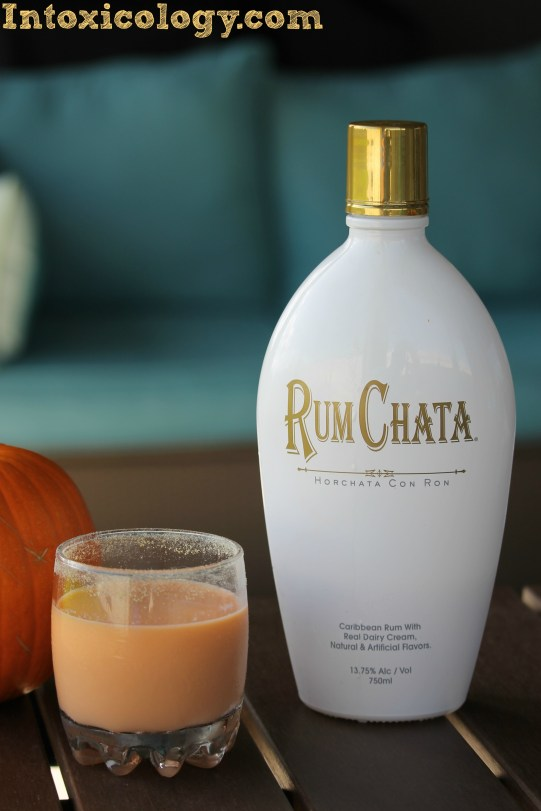 RumChata Pumpkin Pie