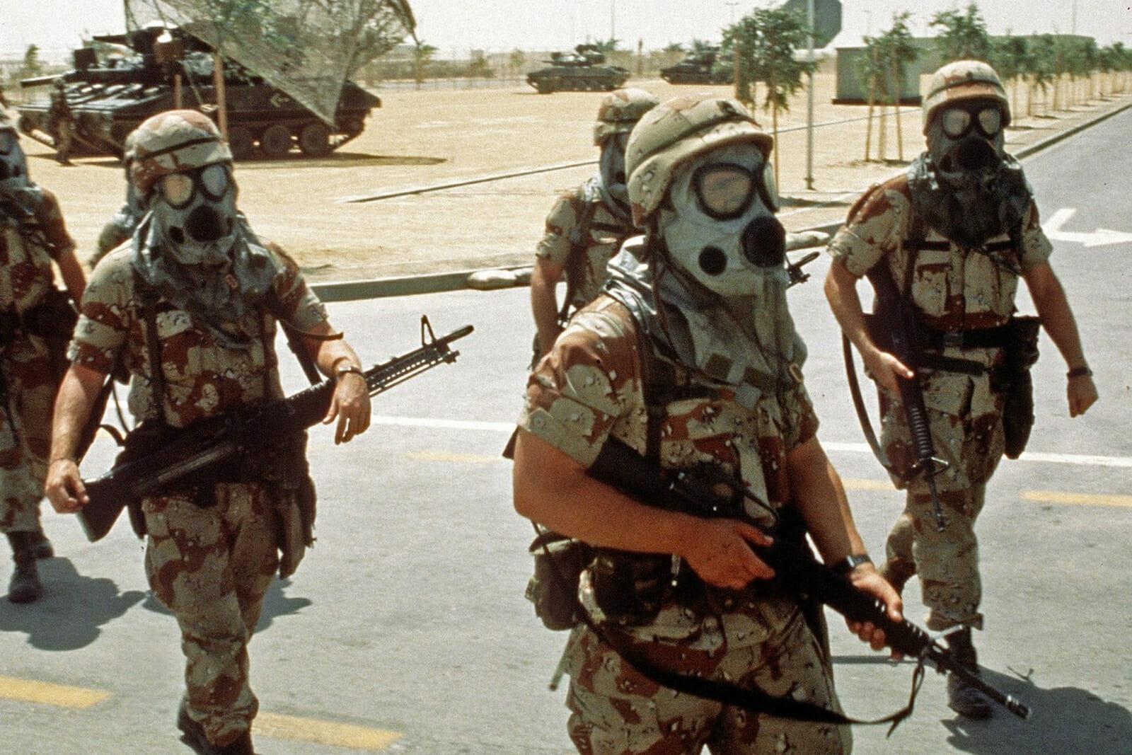 The Lies Still Killing Gulf War Vets