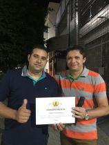 Confraternização Corpvs Iguatu 2017