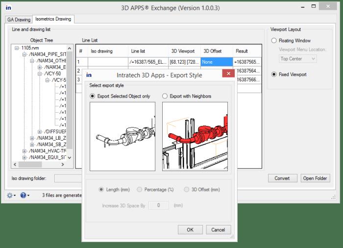 AVEVA RVM to 3D PDF – Intratech