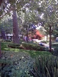 Bob Hope Memorial Garden