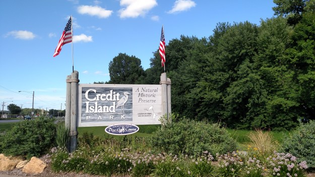 Welcome to Credit Island!