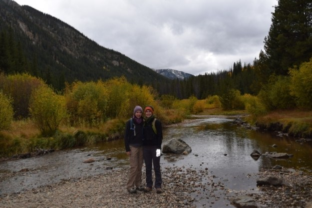 Hiking in Colorado - North Tenmile Hike