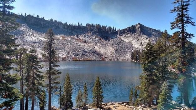 Ostrander Lake in Yosemite National Park