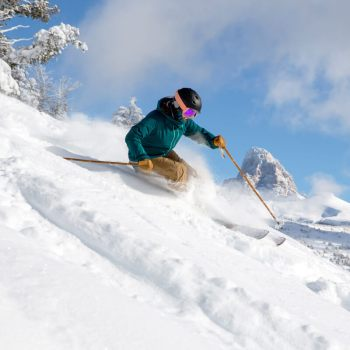 skiing grand targhee