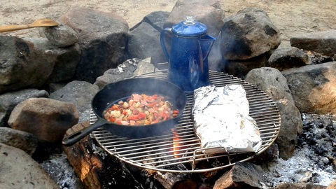 14 Utterly Cool Campfire Recipes