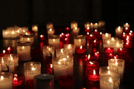 Handy Container Candles