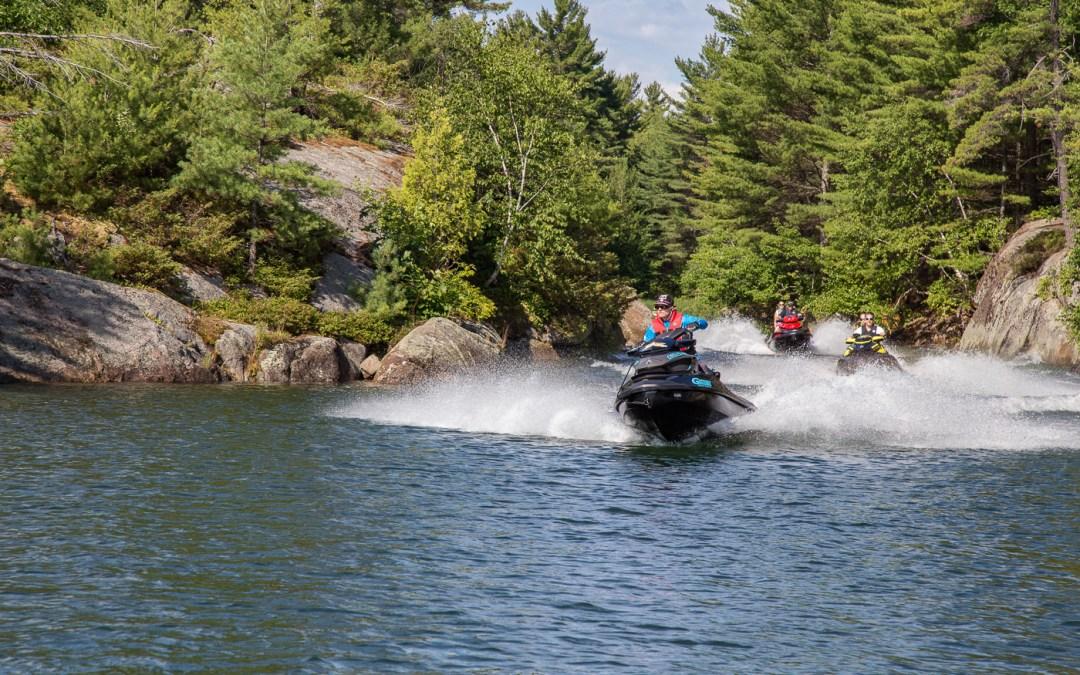 Summer Sledding For Snowmobilers