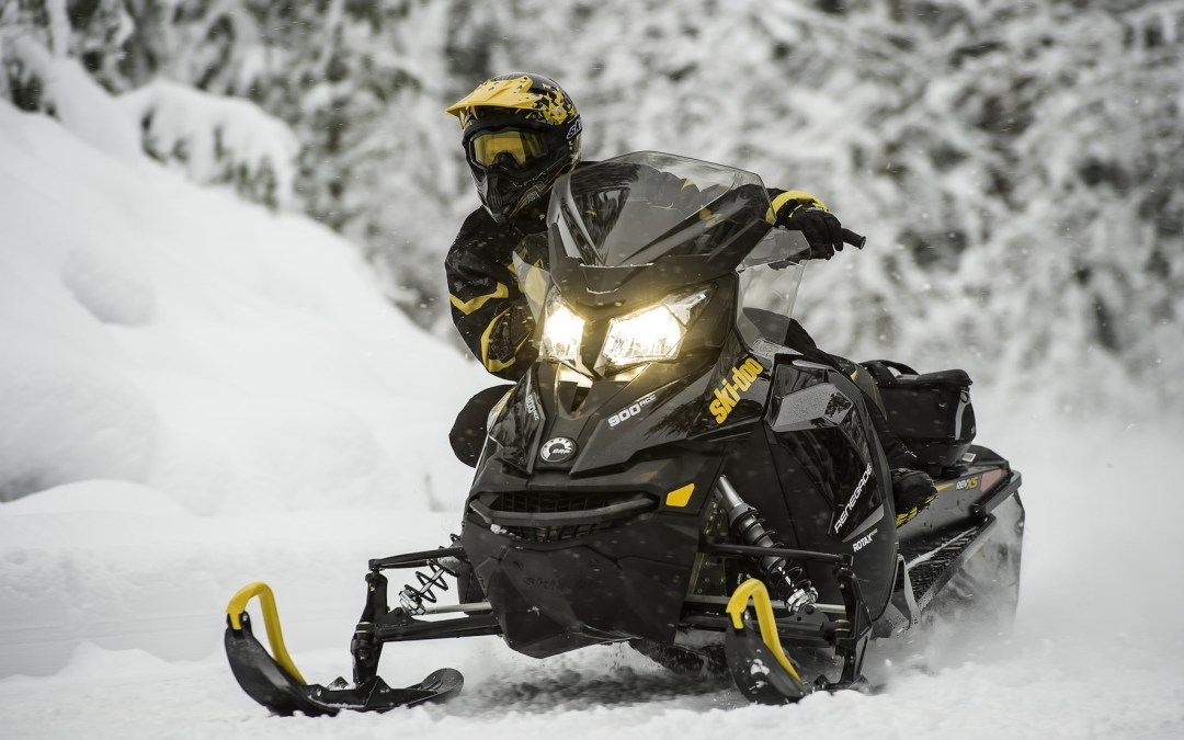 2014 Ski-Doo Renegade Adrenalin 900 ACE