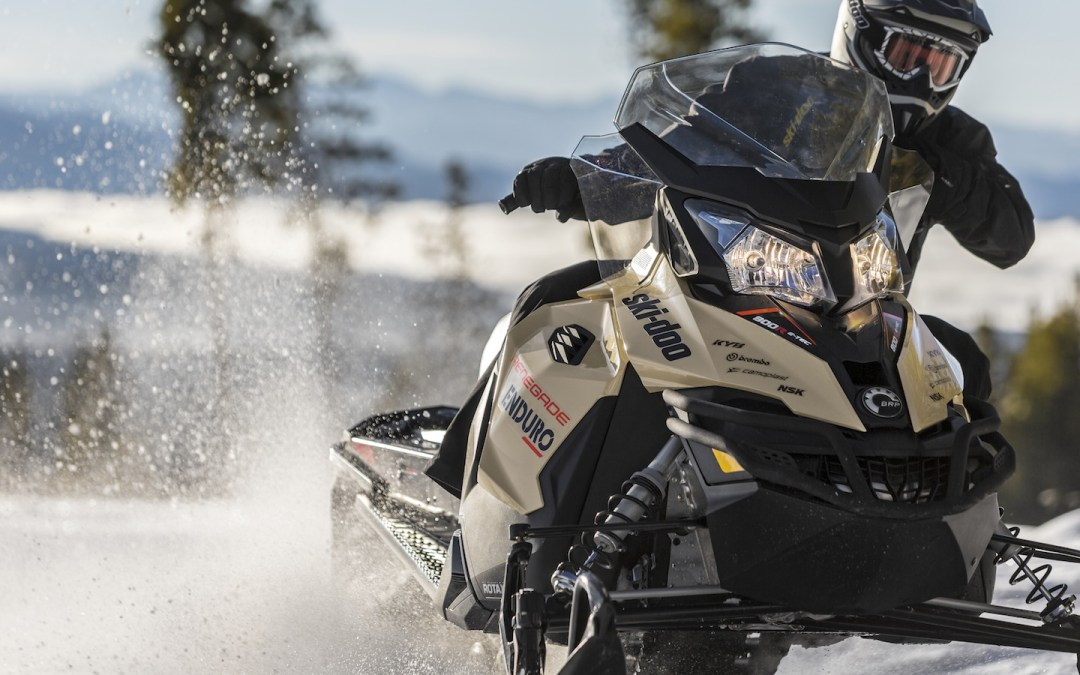 Ski Doo Renegade Enduro Product Review