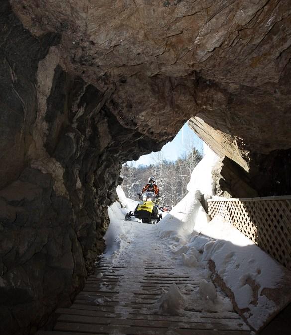 Mattawa Ontario Snowmobile Tour