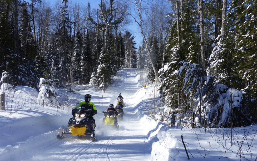 Ontario's Self Guided Snow Tours