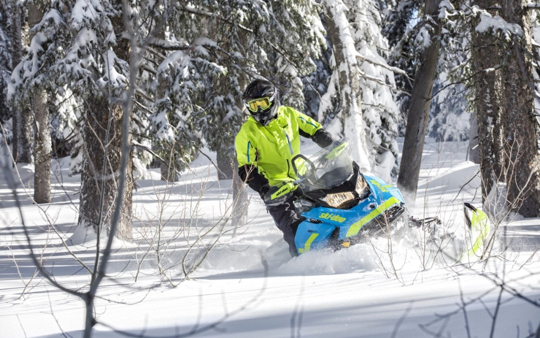 Snowmobile Backcountry Riding Best Destinations