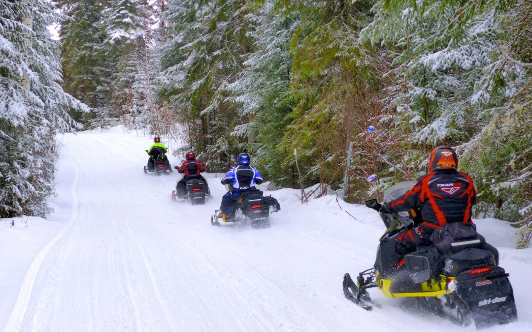 Snowmobile Emergency Gear For Every Ride