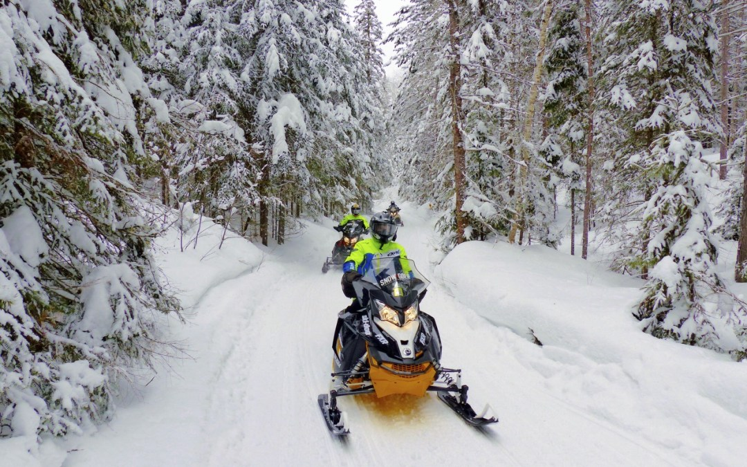 Sundridge Ontario Snowmobile Ride Planner