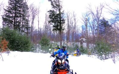 Top Five Snowmobiling Hubs Near Golden Horseshoe Ontario