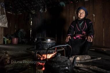 Bulang woman